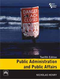 PUBLIC ADMINISTRATION & PUBLIC AFFAIRS