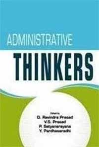 Administrative Thinkers Prasad